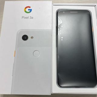 ANDROID - 【未使用】SIMフリー Google Pixel 3a 64GB