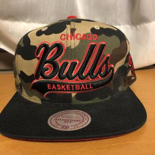 ミッチェルアンドネス(MITCHELL & NESS)のシカゴブルズ Chicago Bulls キャップ NBA(キャップ)