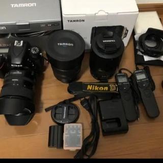 Nikon - D750 一眼レフ