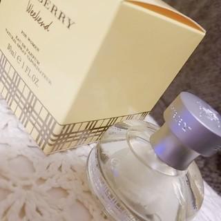 バーバリー(BURBERRY)のバーバリー ウィークエンド☆ウィメン 【新品】(香水(女性用))