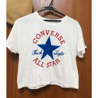 コンバース(CONVERSE)のコンバース ロゴTシャツ(Tシャツ(半袖/袖なし))