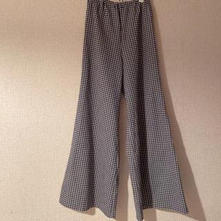 ロキエ(Lochie)の70s フレアパンツ jantiques hooked toro itimi(カジュアルパンツ)