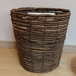鉢カバー 鉢植え カゴ 籠 かご ナチュラル