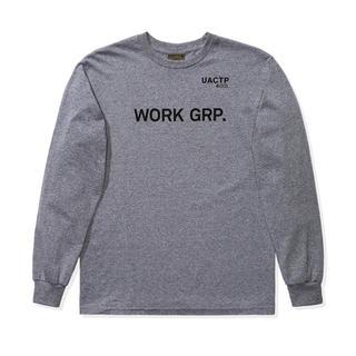 アンディフィーテッド(UNDEFEATED)のUNDEFEATED UACTP WORK GRP #001 L/S TEE (Tシャツ/カットソー(七分/長袖))