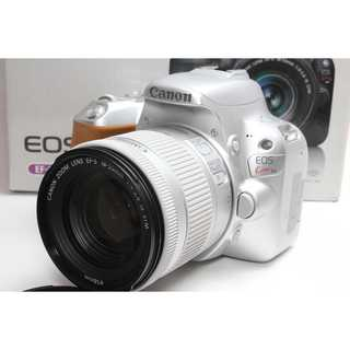 Canon - ❤️超人気希少カラー❤️Canon EOS Kiss X9 レンズキットシルバー