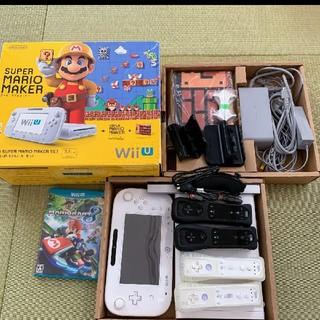 Wii U スーパーマリオメーカーセット