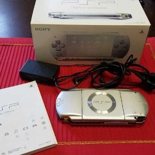 プレイステーションポータブル(PlayStation Portable)のPSP ◆プレステーションポータブル◆ソニー◆PSP1000SV◆(携帯用ゲーム機本体)