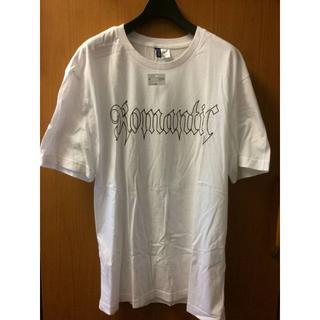 エイチアンドエム(H&M)のH&M Tシャツ 白 サイズM 未使用品(Tシャツ/カットソー(半袖/袖なし))