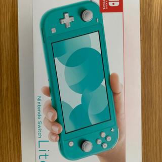 Nintendo Switch - 極美品 Nintendo Switch  Lite ターコイズ スイッチライト