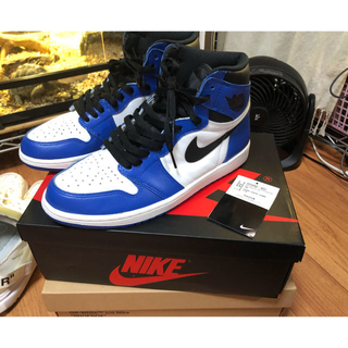 NIKE - Nike air Jordan1 game royal
