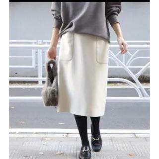 フレームワーク(FRAMeWORK)のFRAMeWORK フレームワーク  BIGポケットスカート(ひざ丈スカート)