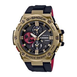 カシオ(CASIO)のCASIO G-SHOCK GST-B100RH-1AJR(腕時計(アナログ))