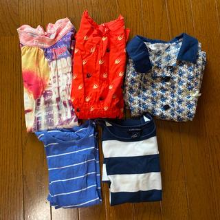 120-130女の子服ブーフーウ、ラルフローレン、GAPまとめ売り