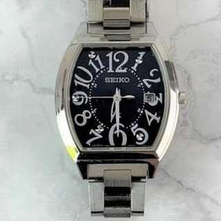 セイコー(SEIKO)の★限定セール★ 【セイコー】 腕時計 シルバー ブルー ビジネス ブランド(腕時計)
