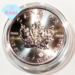 カナダ メイプル リーフ 純銀 シルバー コイン .999