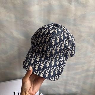 Dior - Dior ディオール 大人気 刺繍 キャップ 帽子 男女兼用