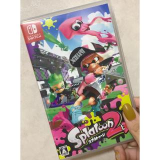 Nintendo Switch - スプラトゥーン2 ソフト 任天堂 Switch 翌日配送可能
