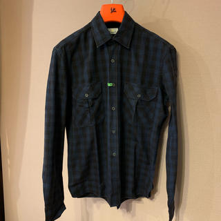 ビームス(BEAMS)のGiannetto ジャンネット ダブルポケット コットンシャツ S(シャツ)