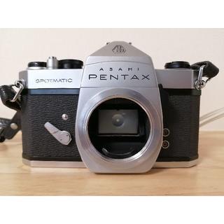 ペンタックス(PENTAX)の[動作確認済]フィルムカメラ ペンタックスSP ボディ(フィルムカメラ)