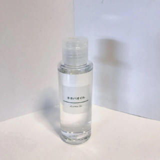 ムジルシリョウヒン(MUJI (無印良品))の無印良品 ホホバオイル(オイル/美容液)