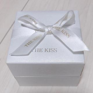 ザキッス(THE KISS)のthe kiss のリングケース(リング(指輪))