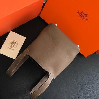 Hermes - 1番人気エトープピコタンロック18PMハンドバッグ
