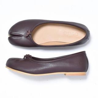 カスタネ(Kastane)の足袋バレエ(バレエシューズ)