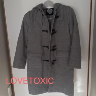 ラブトキシック(lovetoxic)のラブトキ ダッフルコート M(コート)