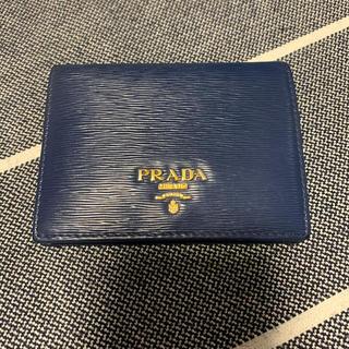PRADA - プラダ◕ ミニ財布