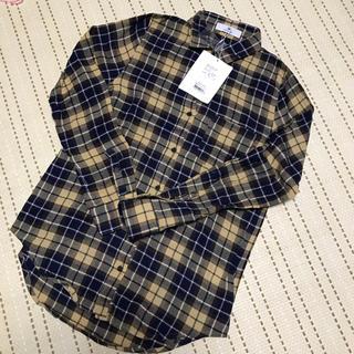 サニーレーベル(Sonny Label)のサニーレーベル チェックシャツ 新品 未使用(シャツ/ブラウス(長袖/七分))