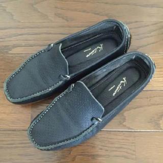 キタムラ(Kitamura)のキタムラ ドライビングシューズ 23.5(ローファー/革靴)