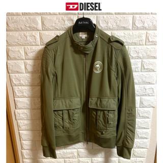 DIESEL - 【訳あり】DIESEL ディーゼル/トラックジャケット ジャージ Lサイズ