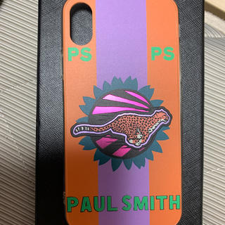 ポールスミス(Paul Smith)のPAUL Smith   iPhone x sケース(iPhoneケース)