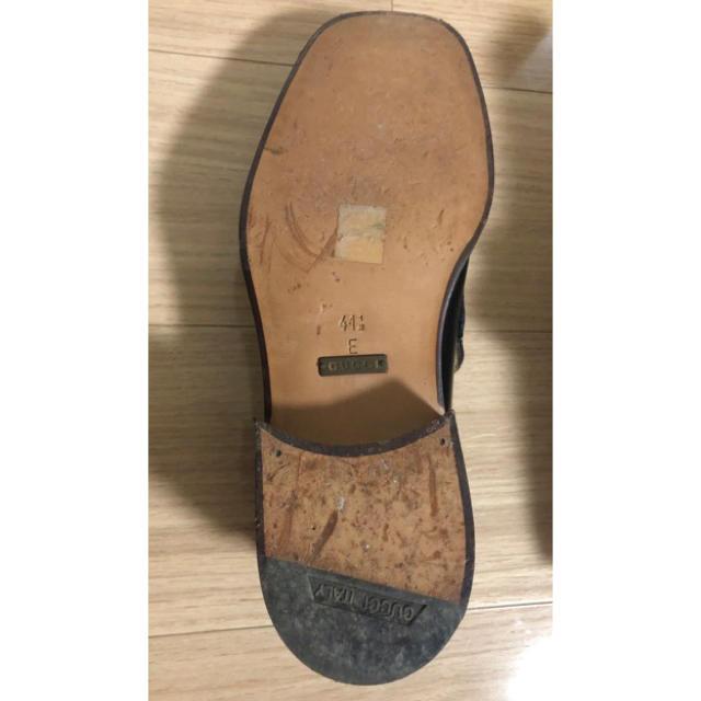Gucci(グッチ)のGUCCI  ローファー 黒 メンズの靴/シューズ(ドレス/ビジネス)の商品写真