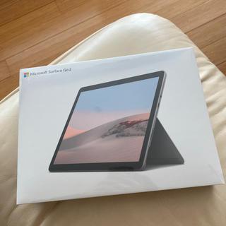 マイクロソフト(Microsoft)の【新品】マイクロソフト サーフェス Surface Go 2 STQ00012(ノートPC)