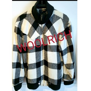 WOOLRICH - ウールリッチ バッファローチェック ジャケット woolrich