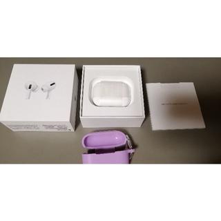 Apple - 美品 AirPods Pro MWP22J/A ワイヤレスイヤホン