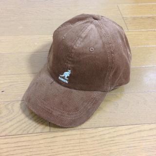 カンゴール(KANGOL)のKANGOL カンゴール Cord Baseball Cap コーデュロイ(キャップ)