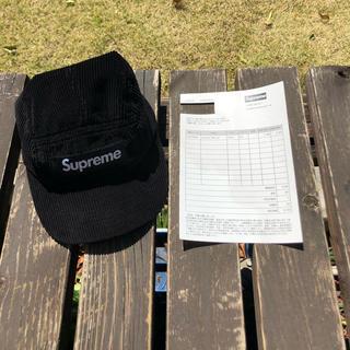 Supreme - Supreme Corduroy Camp Cap