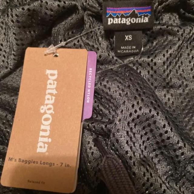 patagonia(パタゴニア)のパタゴニア バギーズショーツ メンズ XS メンズのパンツ(ショートパンツ)の商品写真