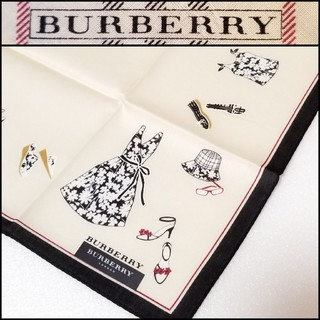 BURBERRY - BURBERRYハンカチ・バカンス