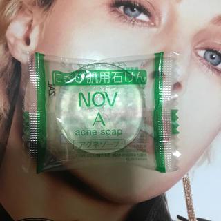 ノブ(NOV)のノブA(洗顔料)