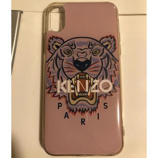 ケンゾー(KENZO)のiPhone x/xs ケース KENZO(iPhoneケース)