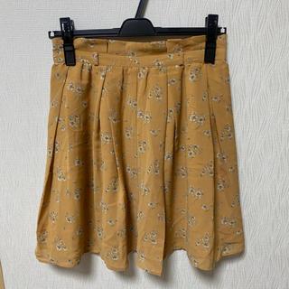 ミッシュマッシュ(MISCH MASCH)のMISCH MASCH♡レトロ花柄スカート(ひざ丈スカート)