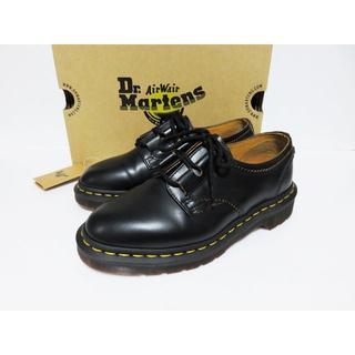 Dr.Martens - 定価2.5万 新品 Dr.Martens GHILLIE ブラック UK 3