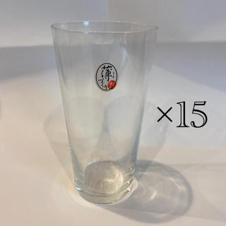 トウヨウササキガラス(東洋佐々木ガラス)の東洋佐々木ガラス グラス15個(グラス/カップ)