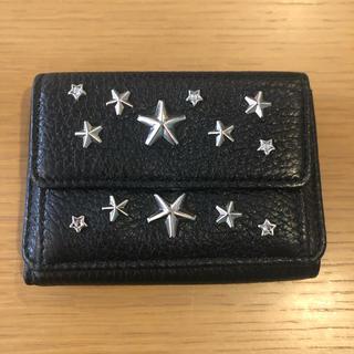 JIMMY CHOO - ジミーチュウ  ミニ財布 MEMO 黒 美品