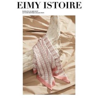 エイミーイストワール(eimy istoire)のエイミーイストワール スカーフ(バンダナ/スカーフ)