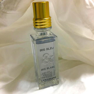 ロクシタン(L'OCCITANE)のロクシタン IRIS BLANC オードトワレ(香水(女性用))