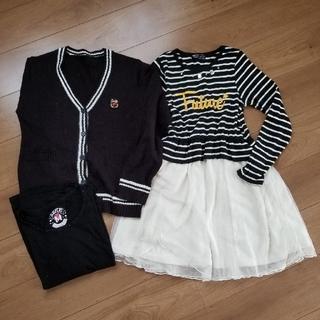 レピピアルマリオ(repipi armario)の女の子 冬服 150㎝ まとめ売り(その他)